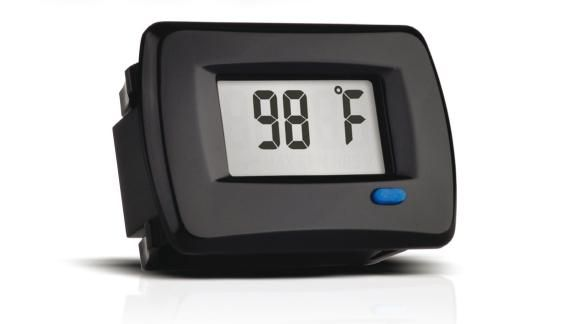 Adjustable Thermometer and temperature display