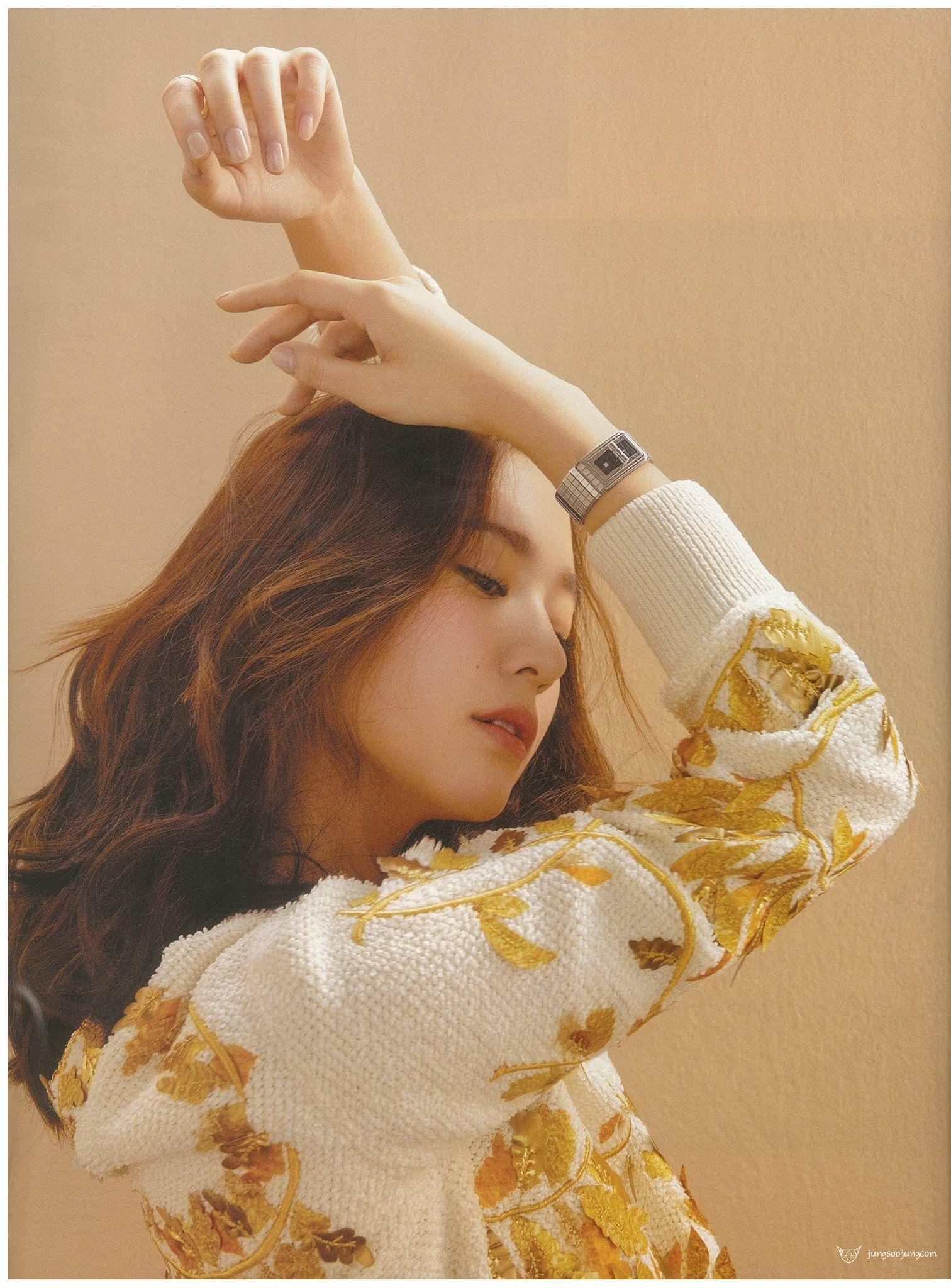 krystal jung 2018 magazine photoshoot in 2019 krystal