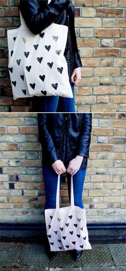 tasche selbst bedrucken bemalen taschen jutebag sportbeutel beutel diy tasche und. Black Bedroom Furniture Sets. Home Design Ideas