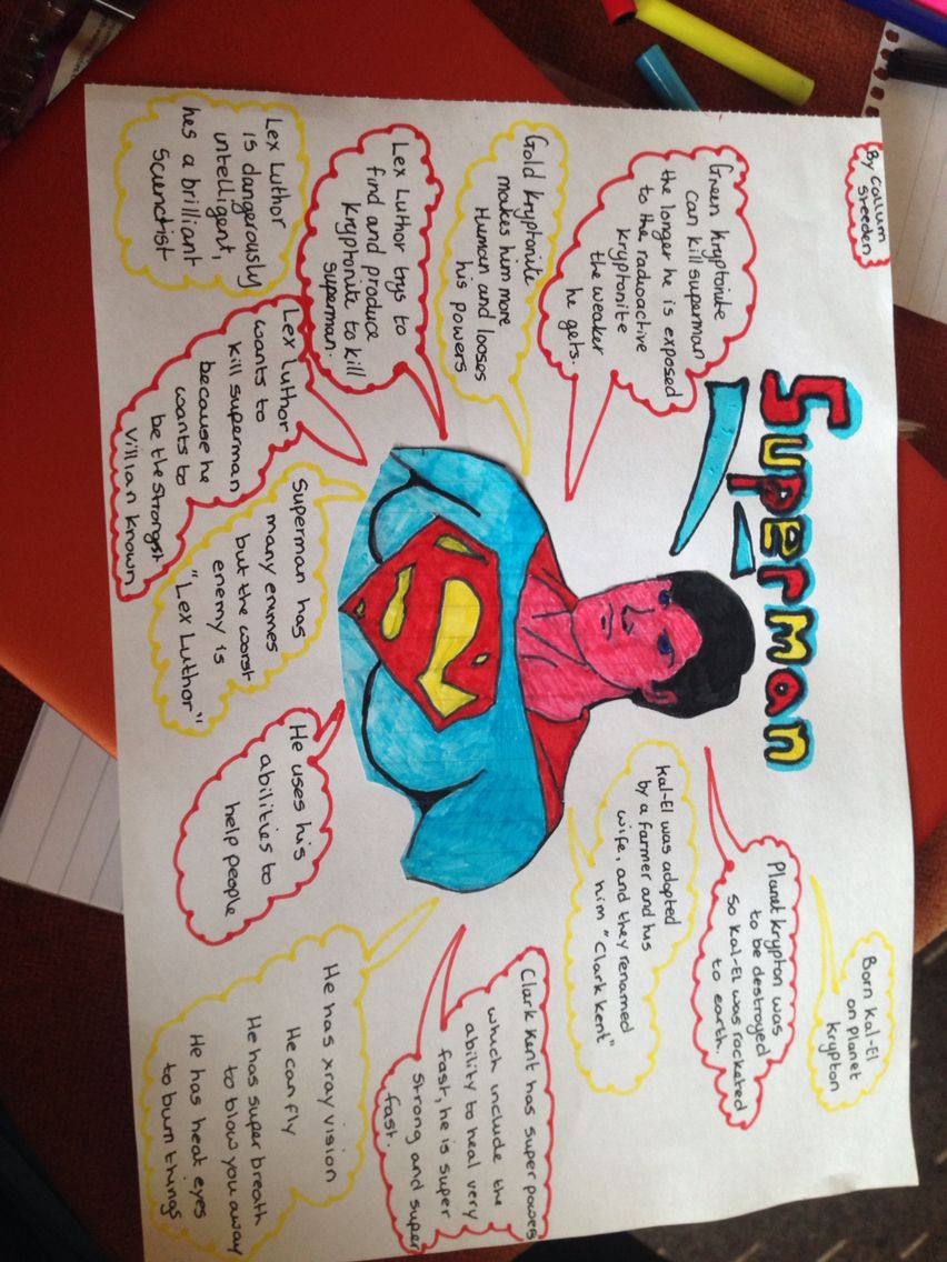Story board Kids homework, Halloween games, Superman kills