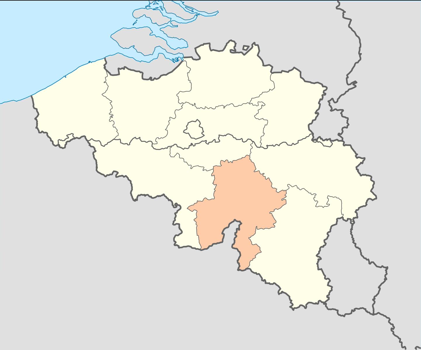 FileProvince of Namur Belgium locationsvg Belgium Pinterest