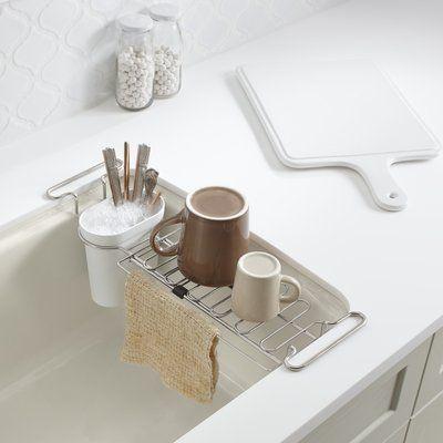 Kohler Kitchen Sink Utility Rack | Wayfair