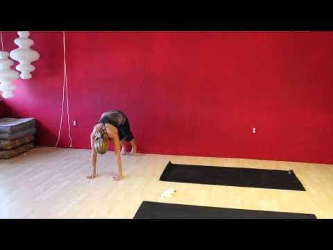yoga poses handstands for beginners part 1  youtube