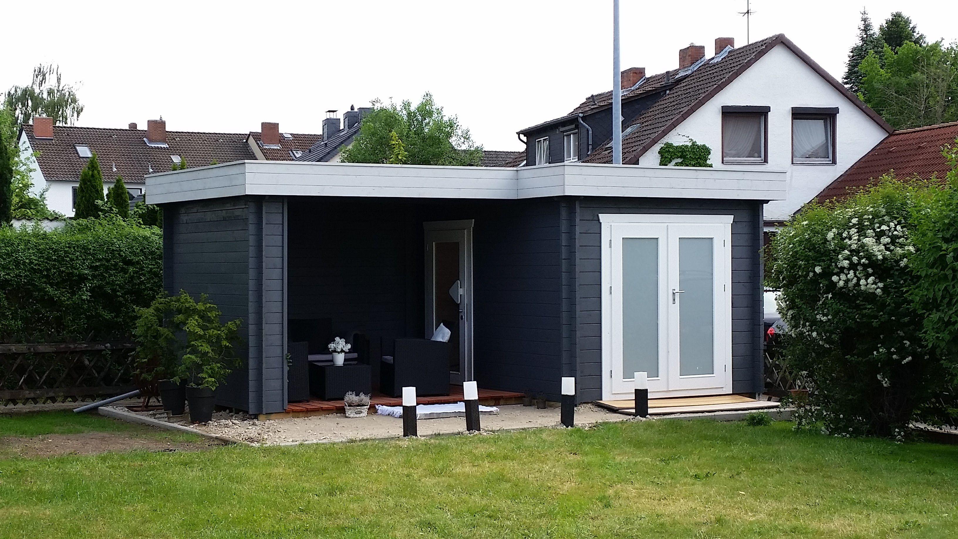 unser neues ausstellungshaus aus blockbohlen mit. Black Bedroom Furniture Sets. Home Design Ideas