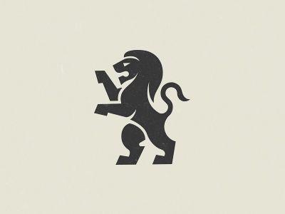 30 Tremendous Lion Logos Design Lions Shields Lion Logo
