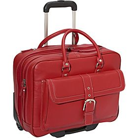 Soho Leather Mobile Office Red Laptop Bag For Women Leather Laptop Bag Leather