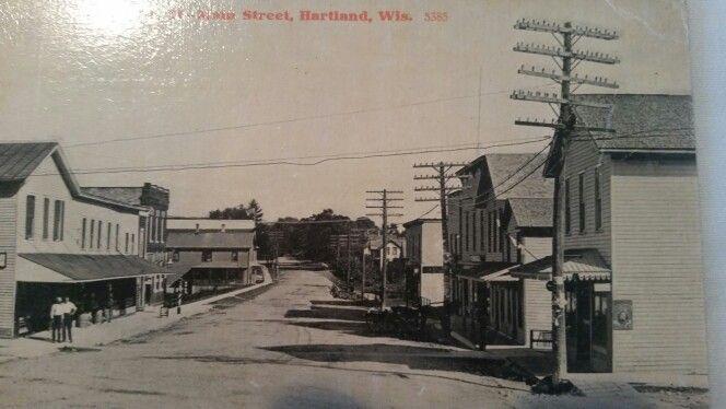 Hartland Wisconsin 線路