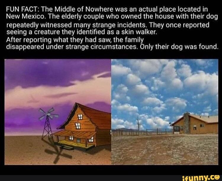 Fun Fact The Middle Of Nowhere Was An Actual Place Located In New