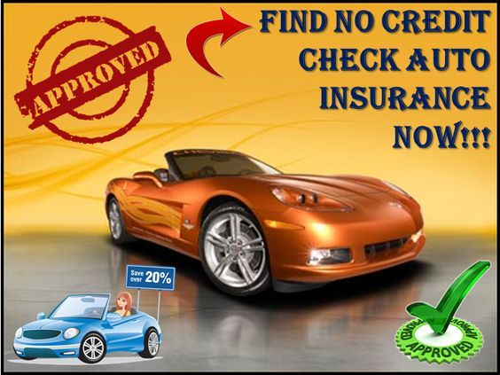 How To Get Cheap Auto Insurance With No Credit Check And Lower