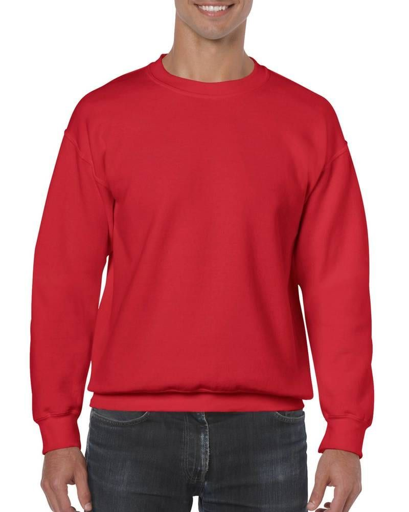 Gildan 18000 Heavy Blend Sweat Mens Crewneck Sweatshirt Crew Neck Sweatshirt Sweatshirts [ 1000 x 800 Pixel ]