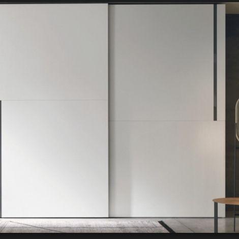 Armadio Guardaroba Offerte Milano.Armadio Tomasella Modello Denver Versione Smart In Offerta Sconto