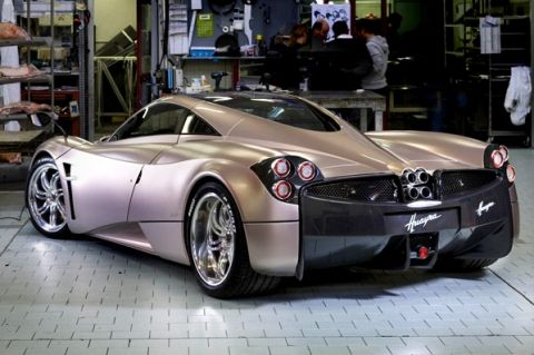 100 million dollar car | the 700-horsepower vehicle is produced in