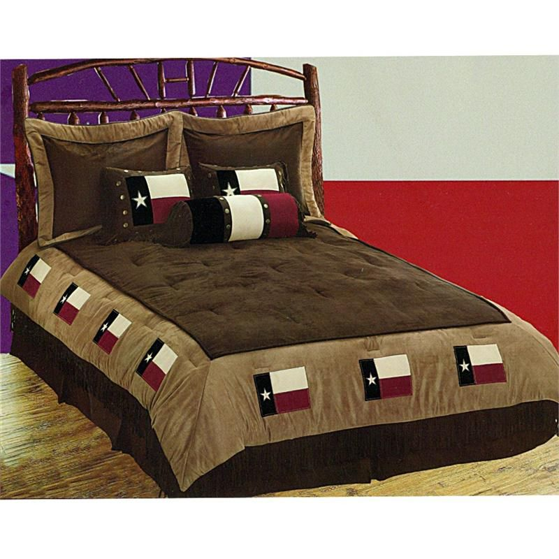 Texas Flag Western Comforter Bedding Set Texas Bedroom Comforter Bedding Sets Western Bedding