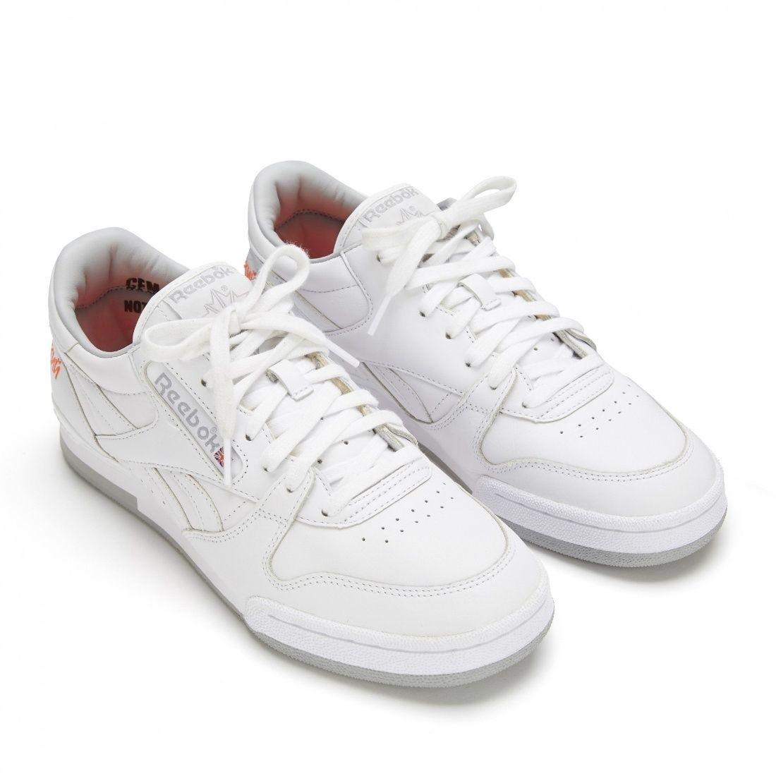 Gosha Rubchinskiy Size 8225Reebok Gosha Reebok White NkXOP8n0wZ