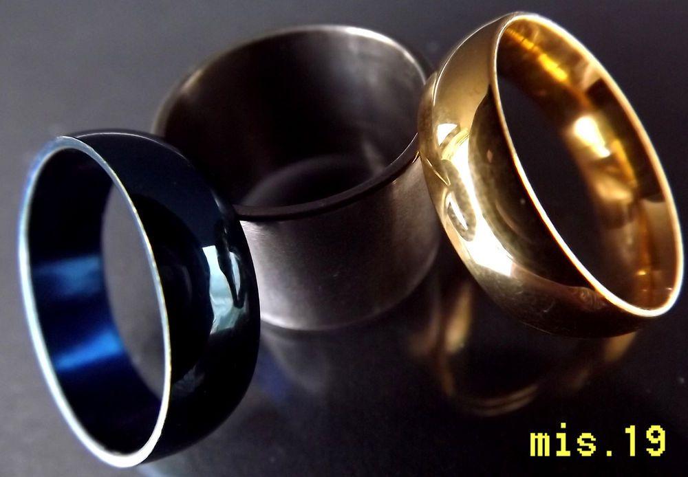 anelli uomo  classico & moda