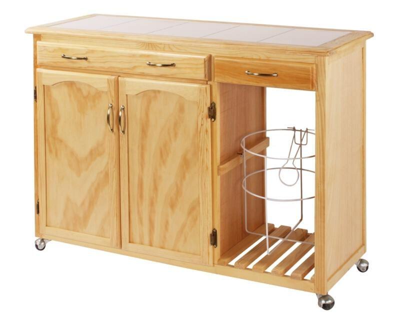 mesa para microondas multiusos con 2 puertas coppel