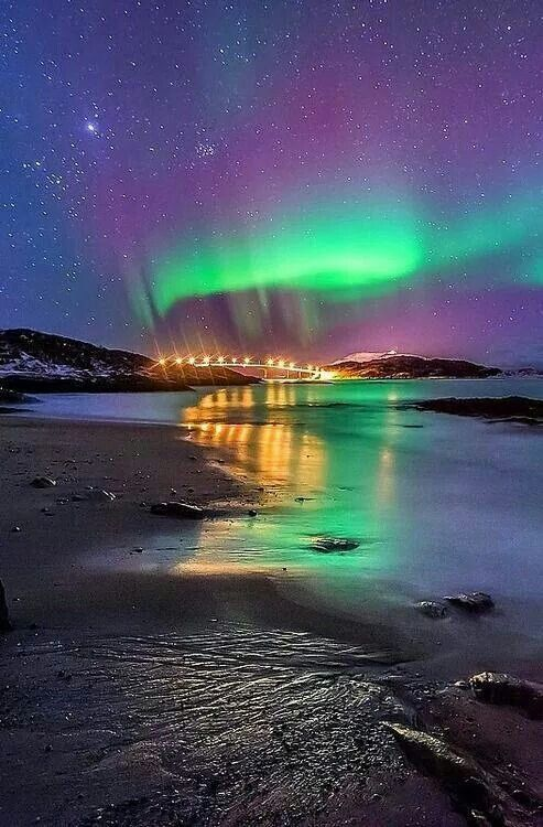 Best Place Norway Northern Lights