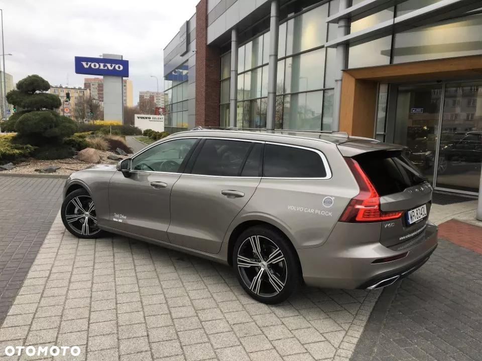 Uzywane Volvo V60 189 900 Pln 3 000 Km 2019 Otomoto Pl