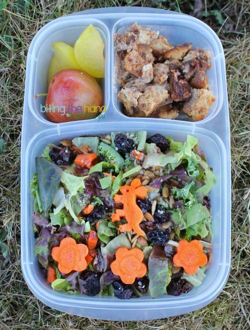 Fun salads from Biting The Hand That Feeds You