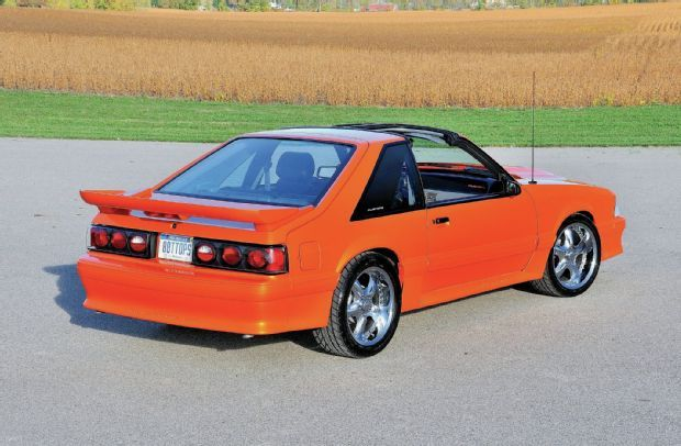 1988 Ford Mustang Gt Life Saver Photo Image Gallery