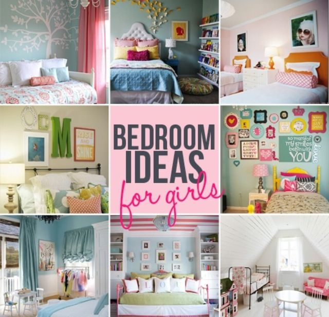Adorable kid room ideas bedroom ideas for girls bedroom ideas from baby girls room to a big girls room is a big milestone getting ready to make the transition yourself here are 12 girls bedroom ideas to get solutioingenieria Choice Image