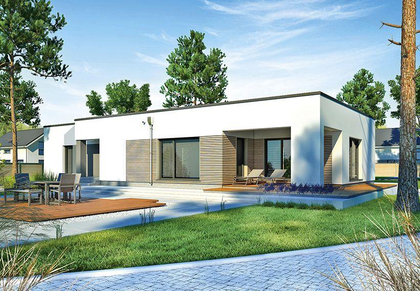 Perfect 141 CUBE Design Einfamilienhaus kaufen