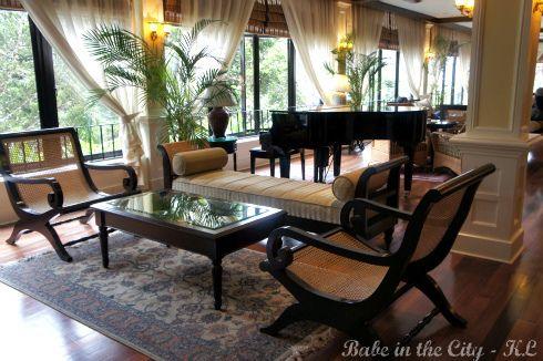 Jim Thompson Tea Room @ Cameron Highlands Resort, Malaysia