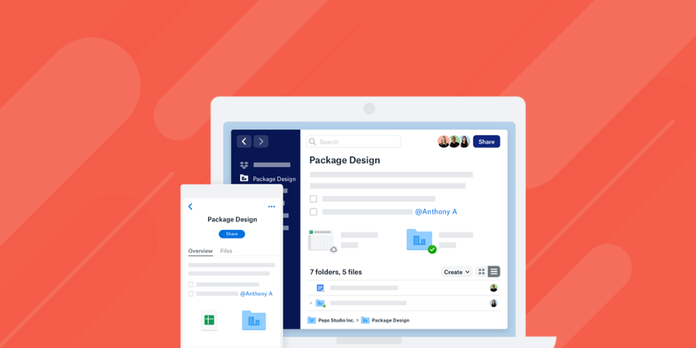 Dropbox is releasing its Desktop app Today for Public