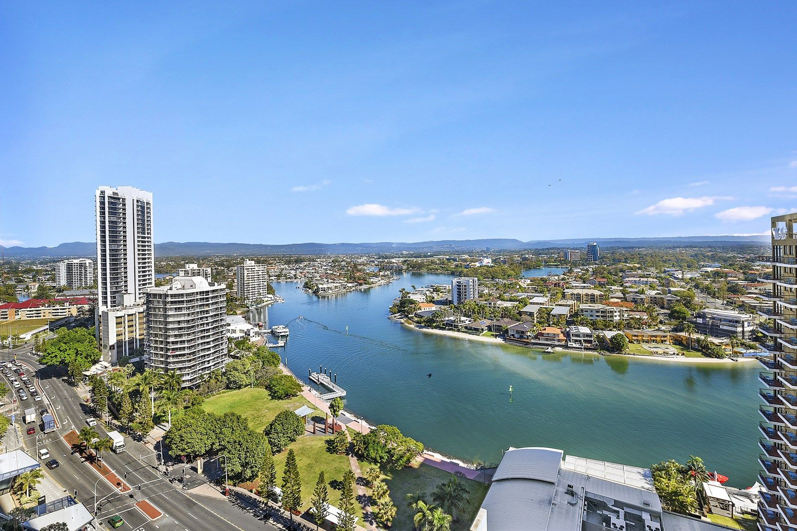 2 Bedroom Apartment For Sale At 3177 23 Ferny Avenue Surfers Paradise Qld 4217 View Property Photos Floor Pl Surfers Paradise Gold Coast Apartments For Sale