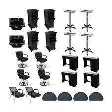 salon stools
