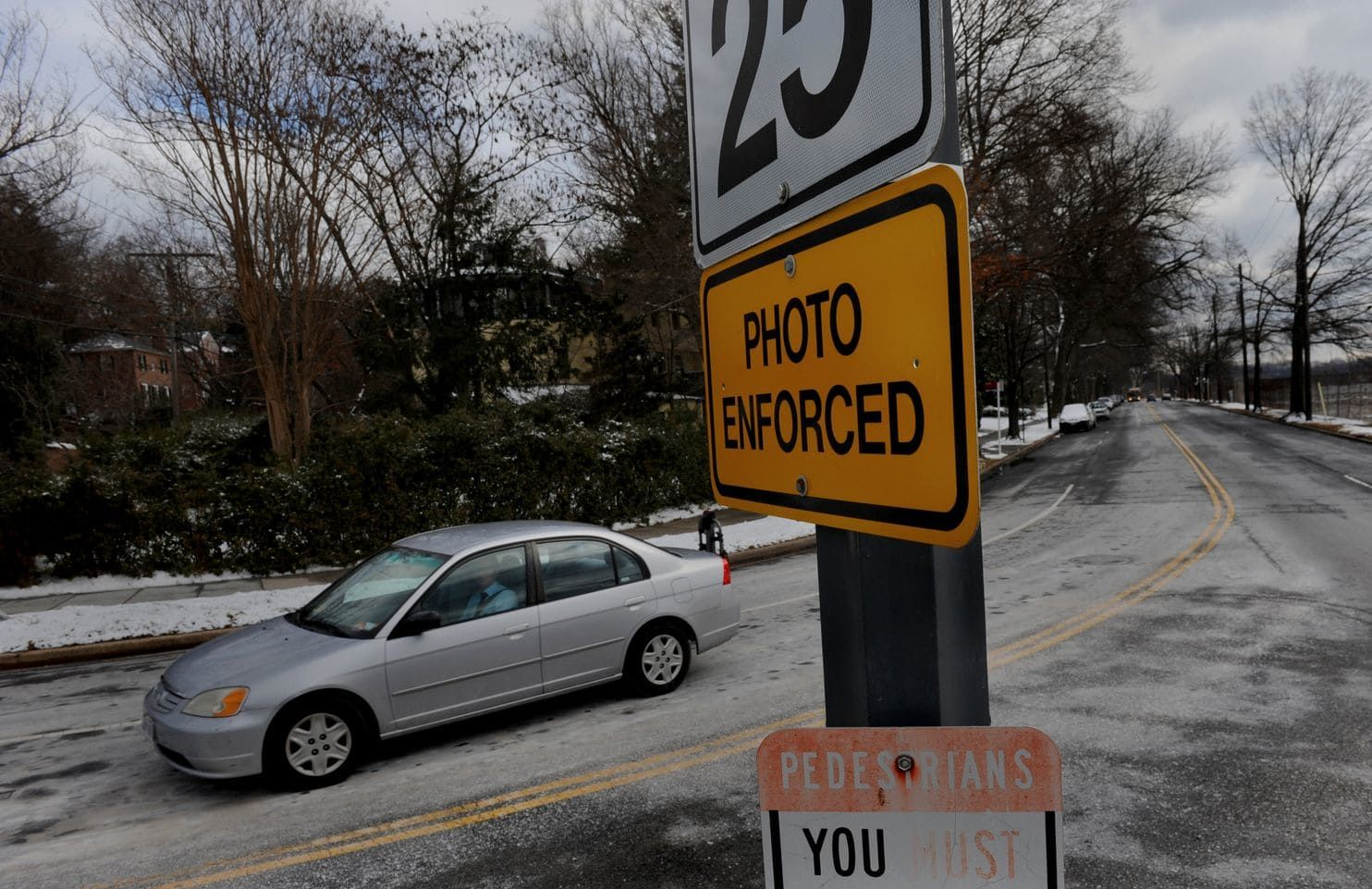 Violating D.C. traffic laws could soon cost you more | Distracted ...