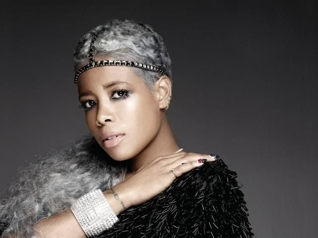 Hype hair kelis8 color pinterest gray hair hype hair and the first of skream and kelis collaborative efforts is now available to stream according to nme kelis is midway through her forthcoming sixth album winobraniefo