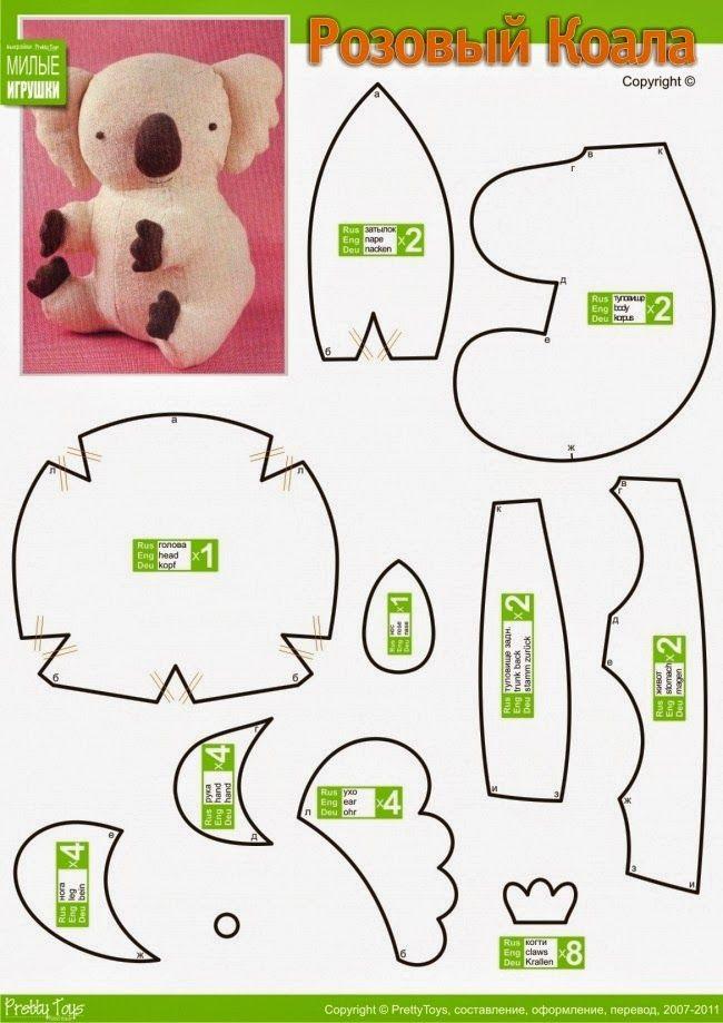 Pin de Zhazgul Asanova en toys | Pinterest | Molde, Arte y Fieltro