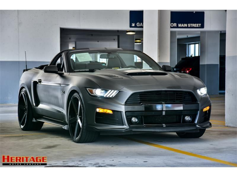 2015 ford mustang gt 21068 miles black exterior color with a black