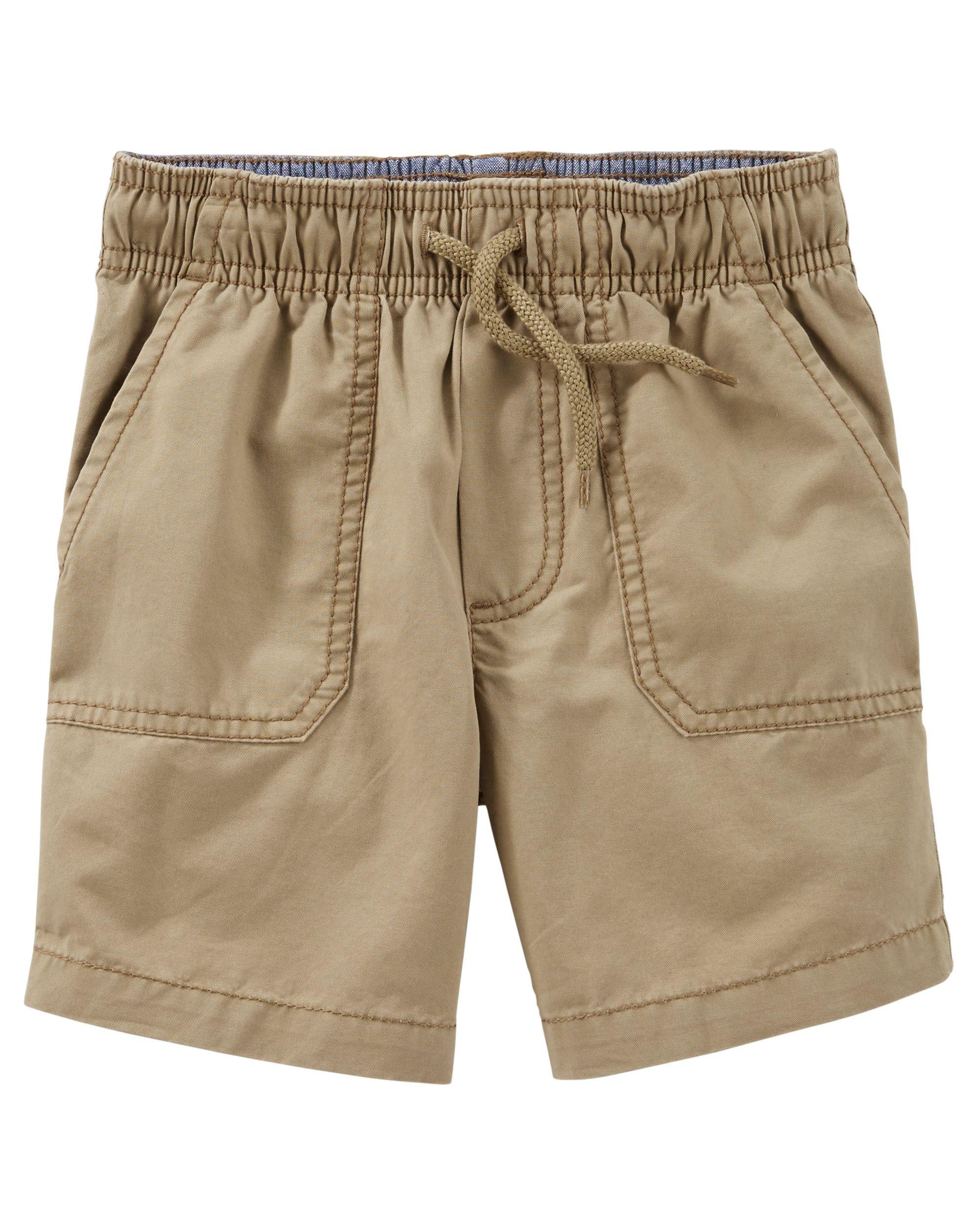 OshKosh BGosh Boys Pull On Cargo Shorts