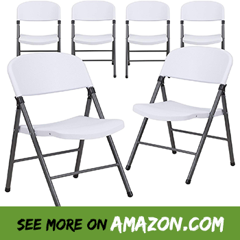 Review The Best Plastic Folding Chairs 2020 Consumer Reports