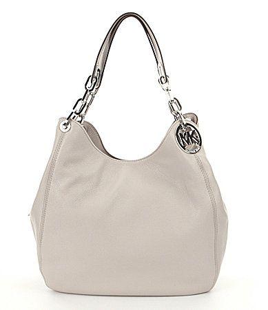 916a23f5222f14 MICHAEL Michael Kors Fulton Large Hobo Bag #Dillards   Pretty Purses ...