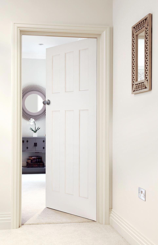 1930 6 Panel Door Internal Doors Todd Doors Woodinteriordoors Doors Interior Wood Doors Interior Internal Doors