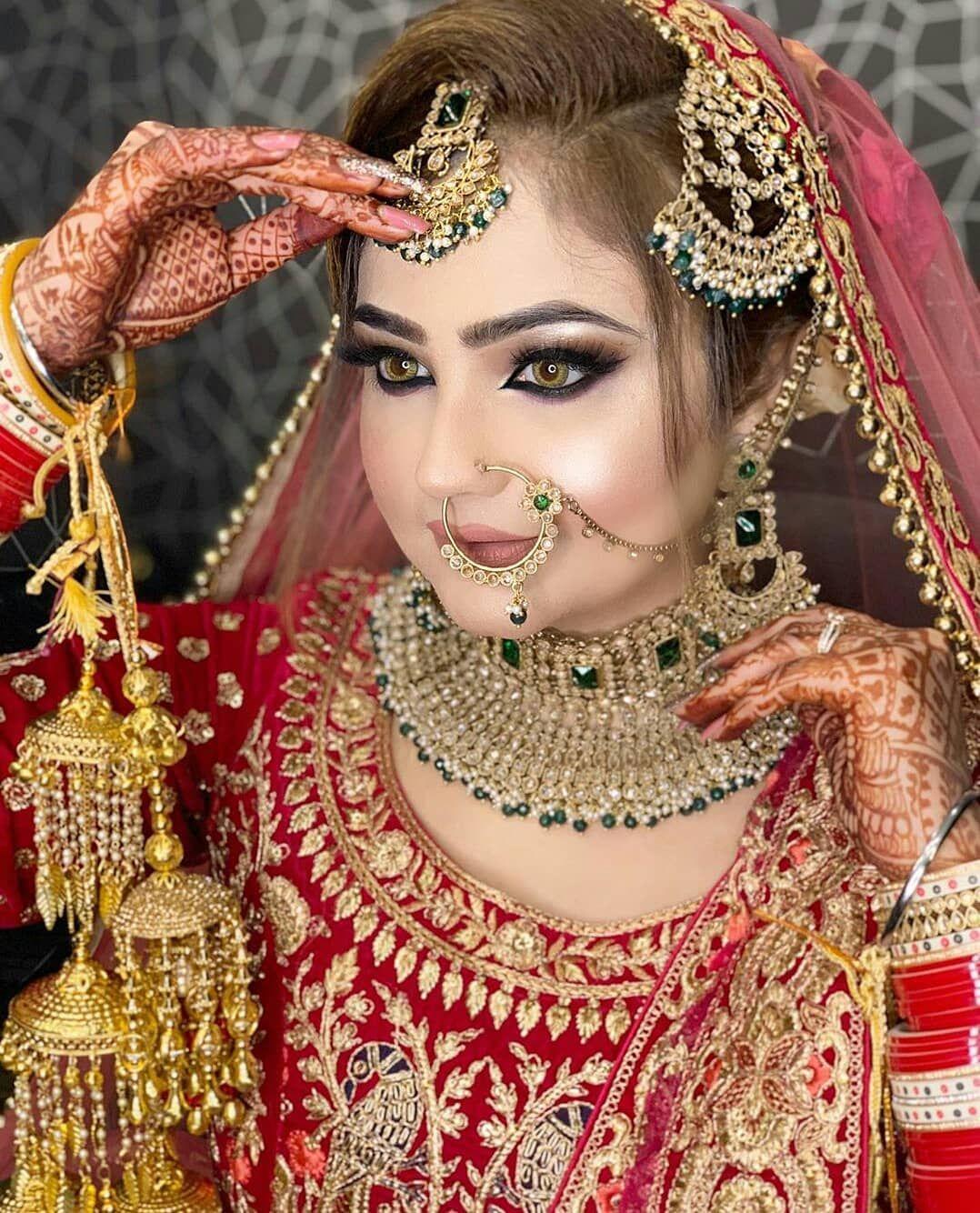 Best bridal makeup artist photoshoot wedjoin in 2020