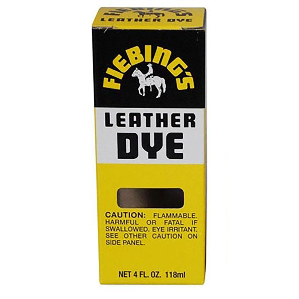 Fiebing's Leather Dye 4 oz Quart Gallon Leather