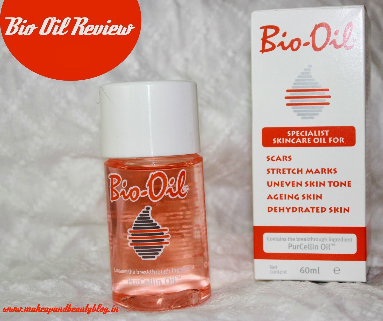 Bio Oil Review Biooilapplication 50plusskincaretips