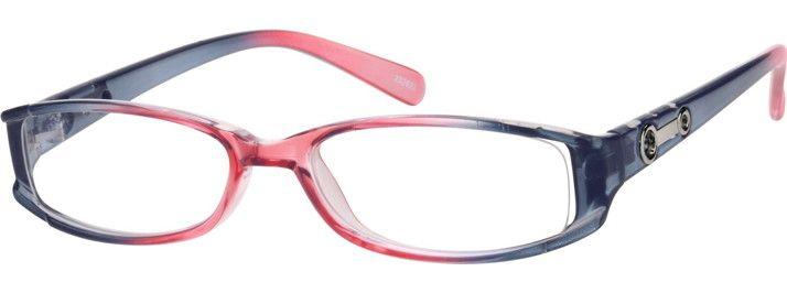 2a4c6d6caa Women s Translucent Rectangular Eyeglasses 232622