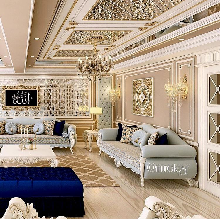 Get The Best Interior Design Ideas For Your Luxury Space