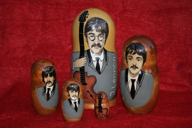 The Beatles In The USSR (EXCERPT, PHOTOS)