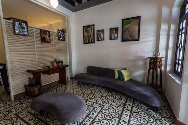 Hotel Penaga, Georgetown, Penang - luxury heritage boutique hotel in the heart of Georgetown - Artists' Residency