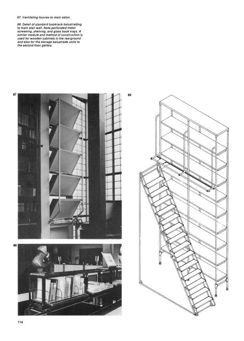 Pierre charreau maison de verre dessin axonométrique gratte ciel marbre