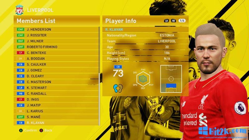 Pes 2016 patch download pc | PES 2016 Mackubex Option File v9 (08