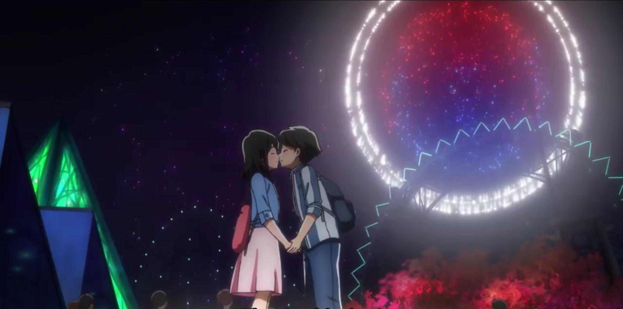 Anime Tsuki ga kirei Anime characters, Anime, Fan art