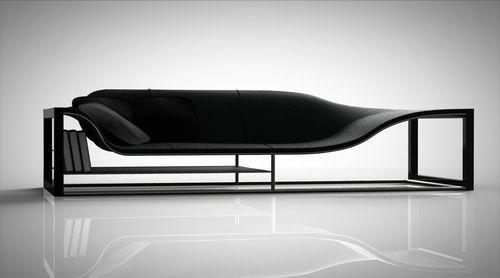 Ya Lazez Raye2 D Futuristic Furniture Modern Sofa Interior Future Home