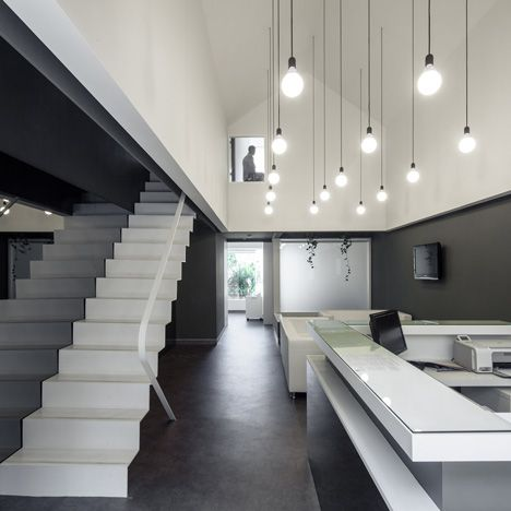 dental office architect. Dental Clinic Interior In Porto, Portugal, By Architect Paulo Merlini. \u2022 Click To Office N